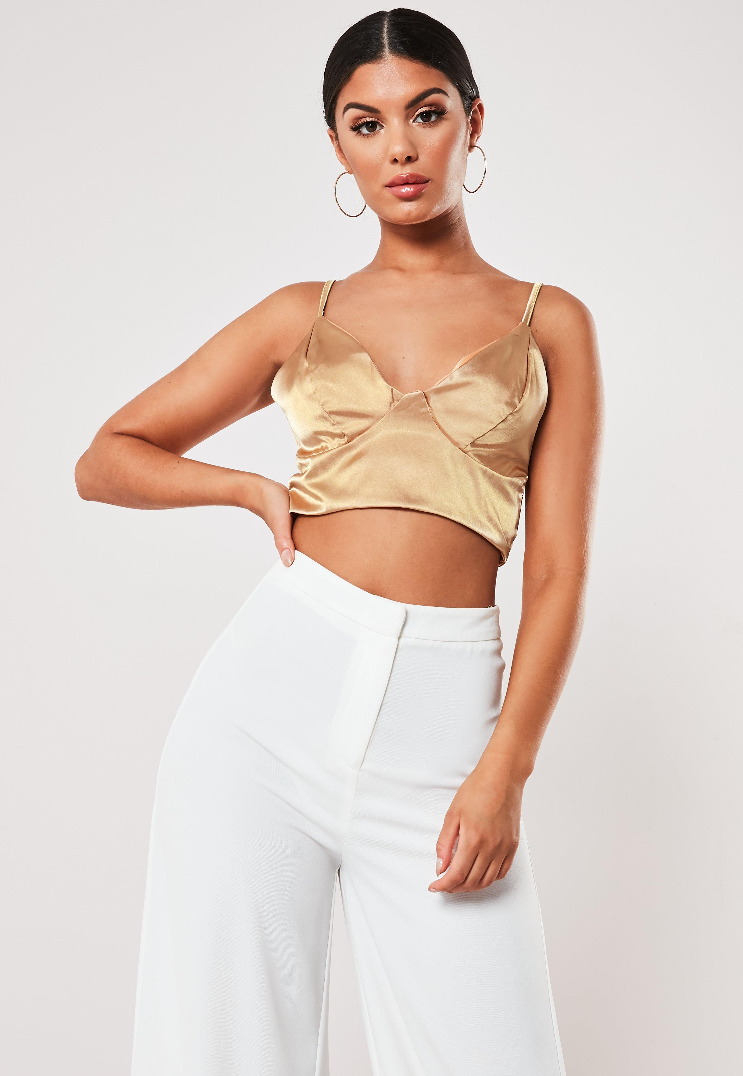 8e894129ded Crop Tops | Crop T-Shirts & Short Tops | Missguided