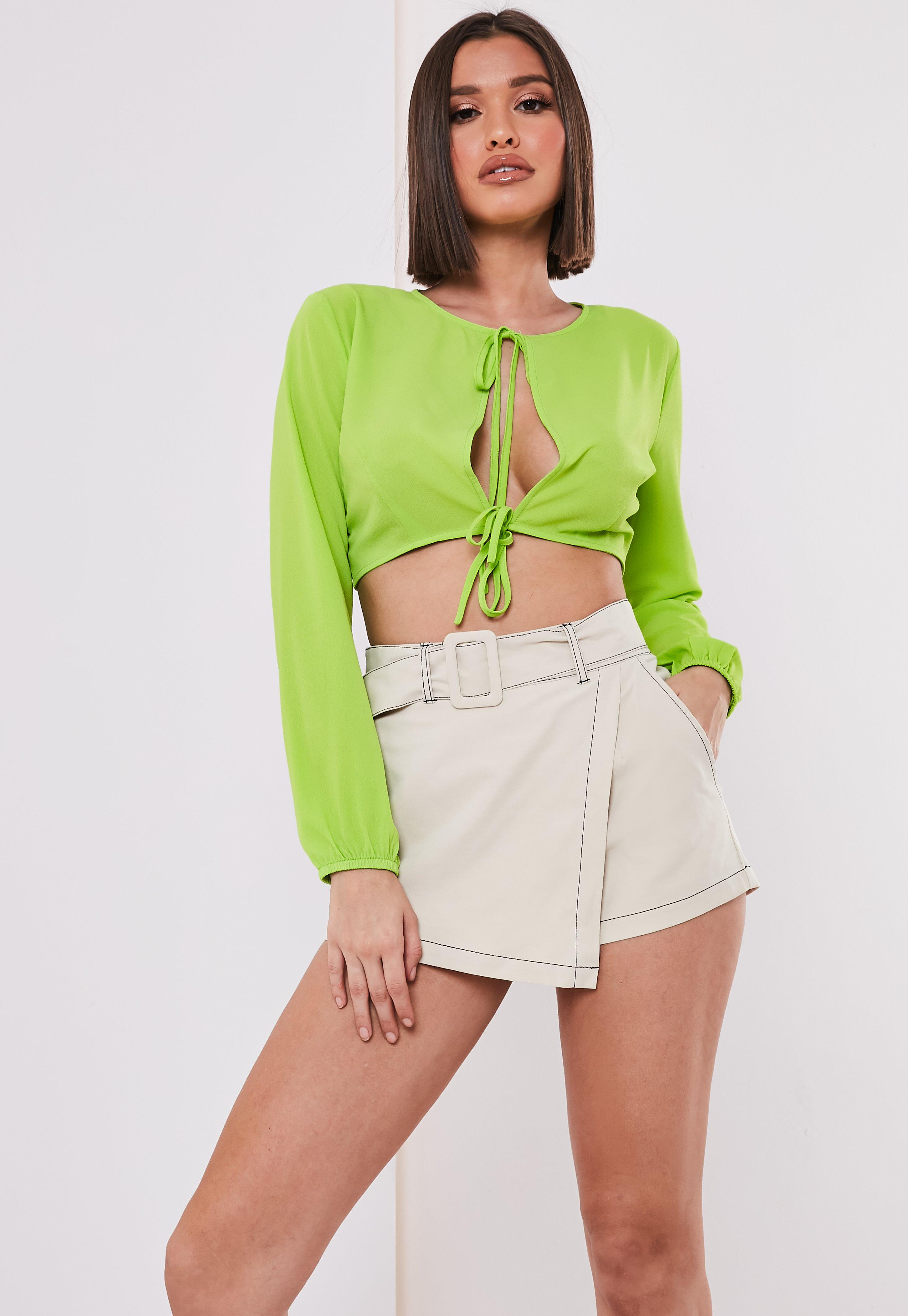 7bf54242 Blouses | Women's Floral, Chiffon & Satin Blouses - Missguided