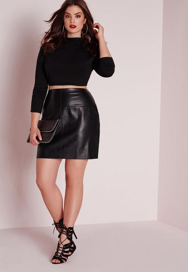 Plus-Size-Skirts. Switch up your regular outfit and take your wardrobe to new heights with women's plus size skirts. Discover a great selection of figure flattering designs and give your everyday look a refreshing update.