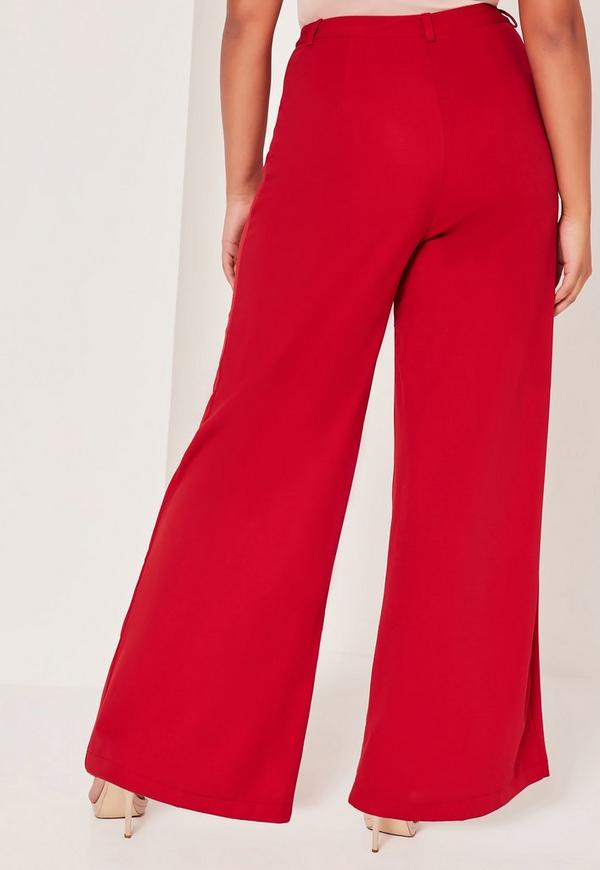 Find great deals on eBay for red wide leg pants. Shop with confidence.