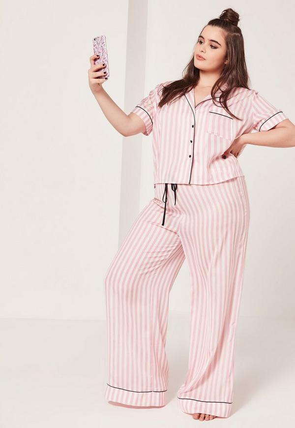 Find plus size pajama sets at ShopStyle. Shop the latest collection of plus size pajama sets from the most popular stores - all in one place.