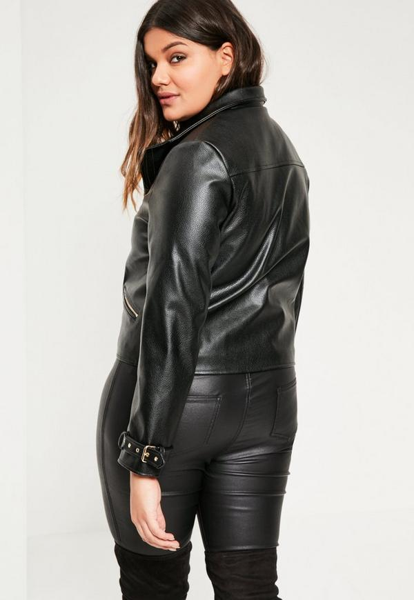Buy low price, high quality black leather jacket plus size style with worldwide shipping on getson.ga