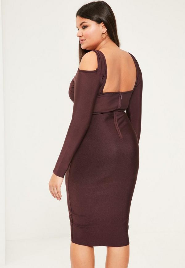 Look hot to trot in a super effortless day dress right now and have everyone girl crushin' on your style vibes. Missguided girls love to party so keep your style game strong and mix it up with a flawless bodycon-tagious midi dress in a seductive deep red tone.