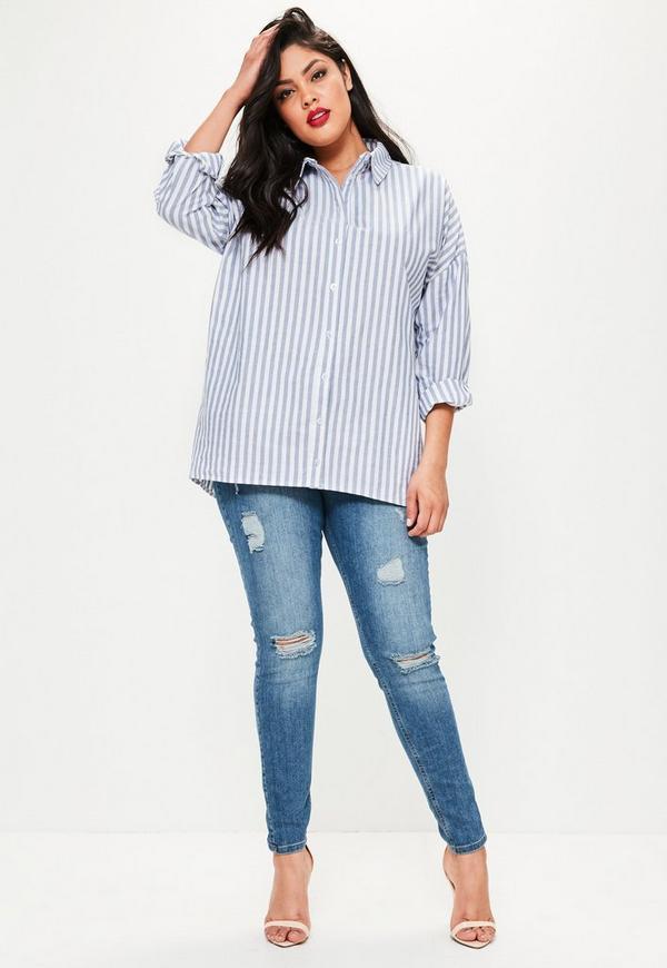 High Quality Images For Plus Size Boyfriend Shirt Dress 97lovewall