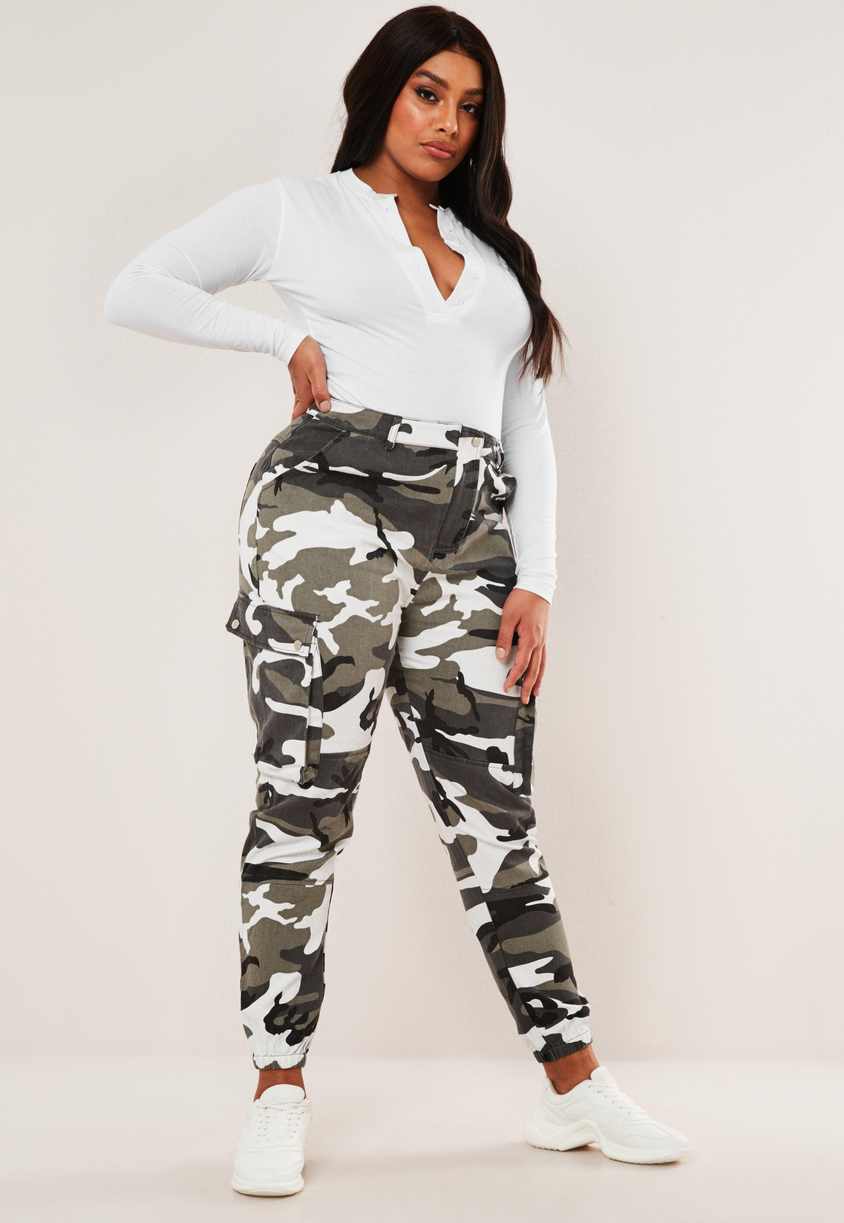 dd67e7bf Patterned Trousers | Shop Printed Trousers - Missguided