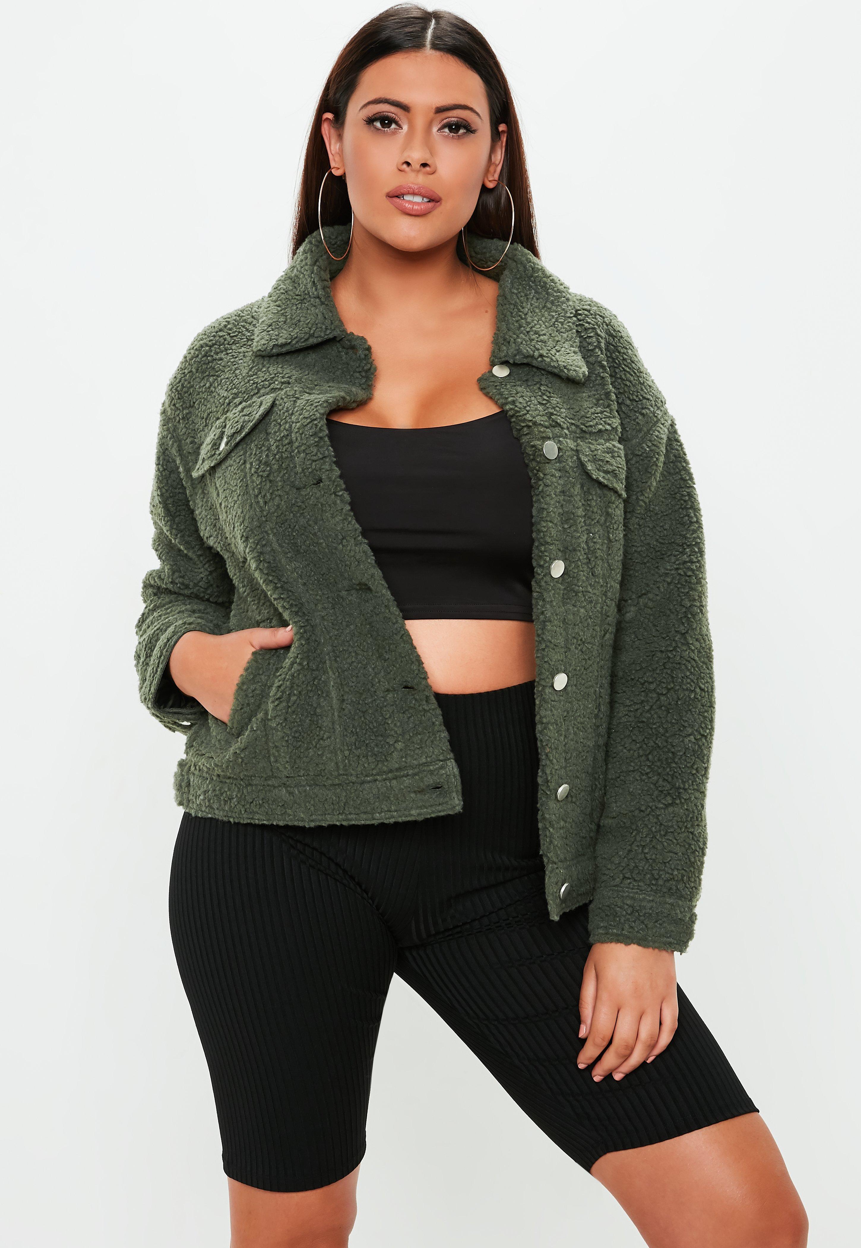 7c3a7ced33 Plus Size Coats | Plus Size Winter Coats & Jackets - Missguided