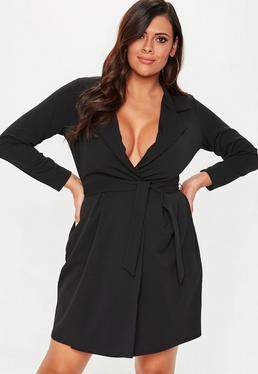 Vestidos de noche manga larga con espalda descubierta