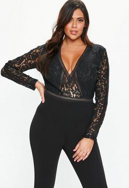 a44e526859358 Plus Size Bodysuits