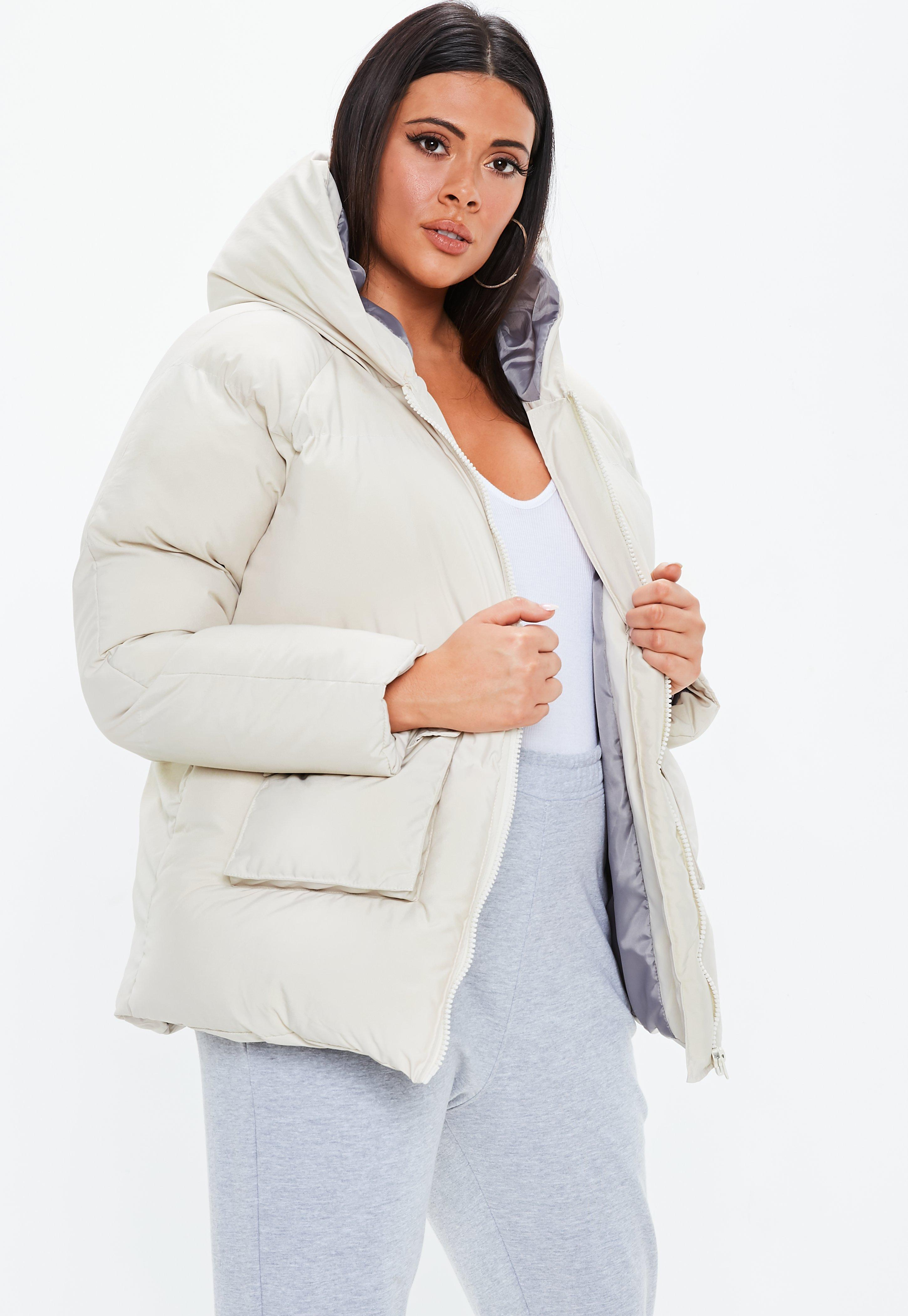 d271120d Puffer Jackets | Padded, Bubble & Quilted Jackets | Missguided