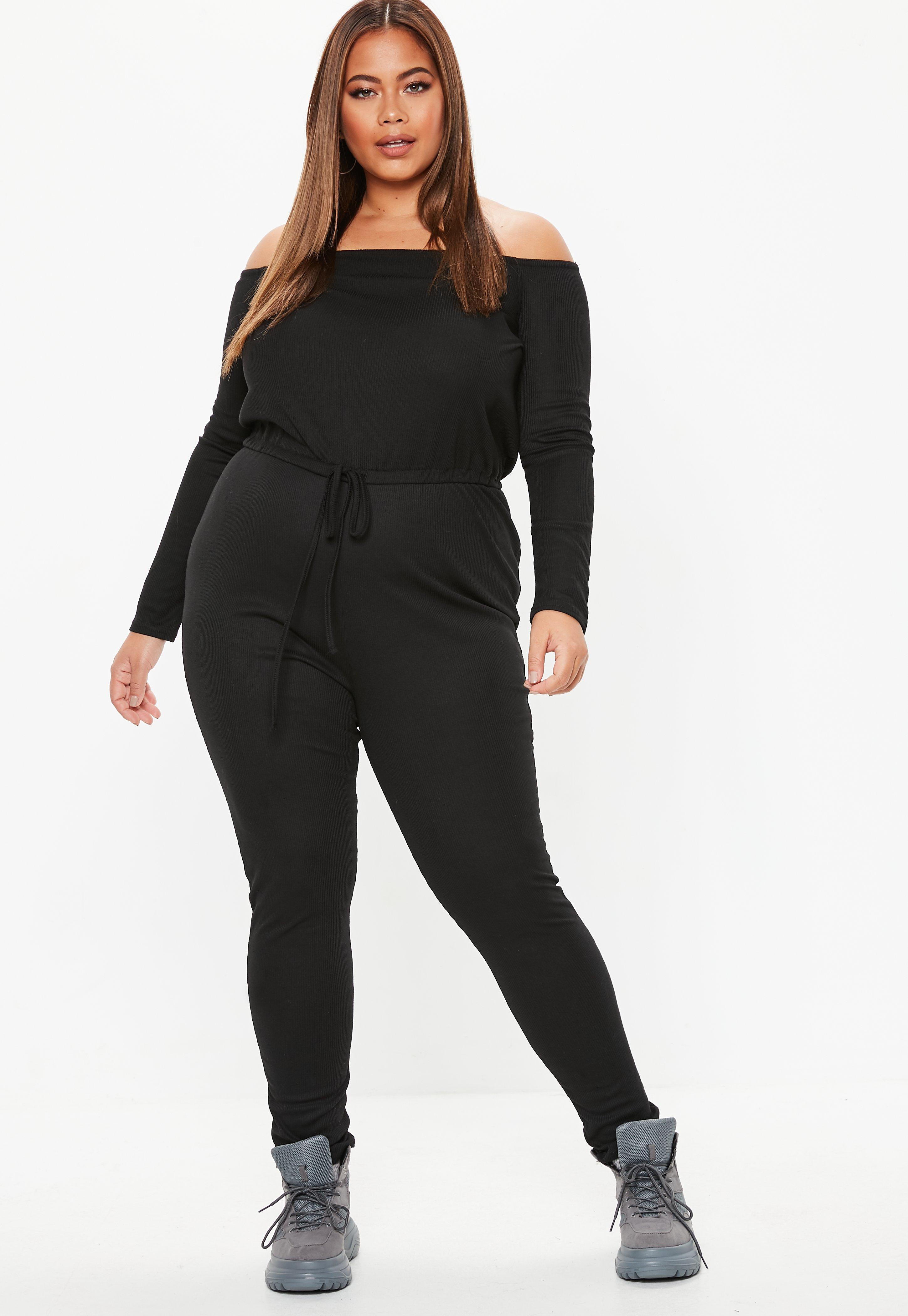 444ad7bd716 Plus Size Jumpsuits   Rompers Online