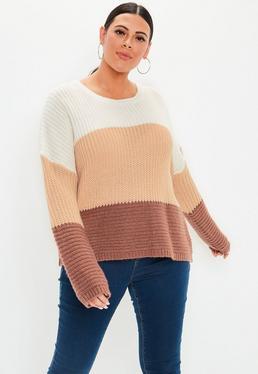7b08b78fd61 Plus Size Knitwear   Plus Size Cardigans - Missguided+
