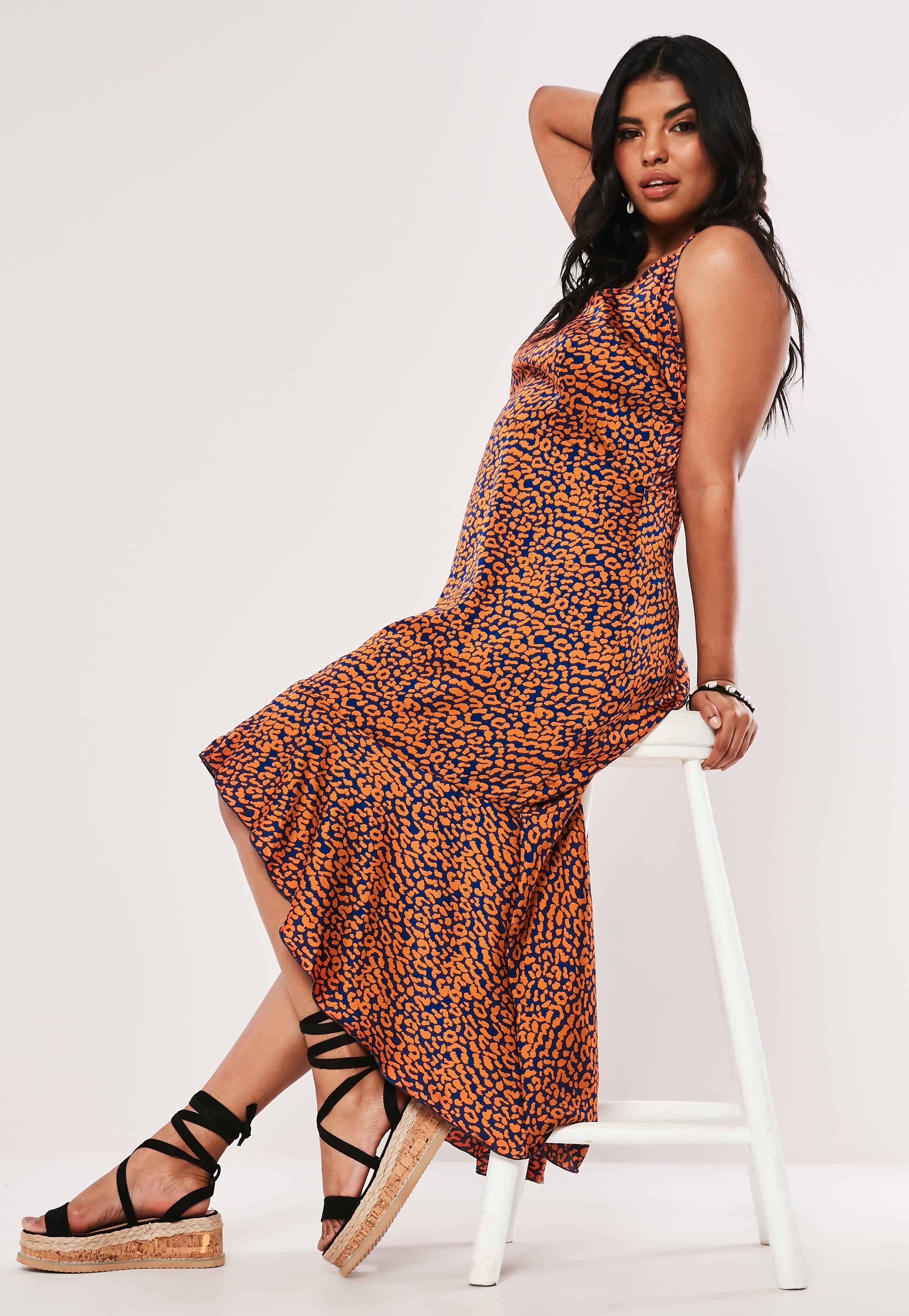 a0b30f1b5b1 Orange Dresses
