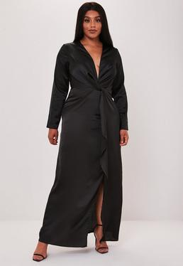 f808c6da Maxi Dresses | Long Dresses with Slits Online - Missguided