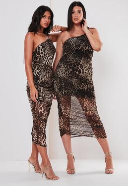 7053b60d09 Sukienki na jedno ramię - Sukienki z odkrytym ramieniem - Missguided