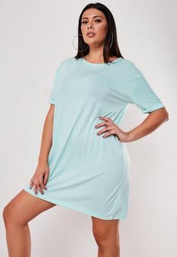 62ee840ab869 T-Shirt Dresses | Printed & Slogan Dresses - Missguided