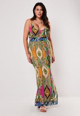 b8eb3167bc0 Plus Size Dresses UK | Women's Plus Size Dresses | Missguided