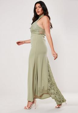 Maxi Jurk Chiffon.Maxi Dresses Long Dresses With Slits Online Missguided
