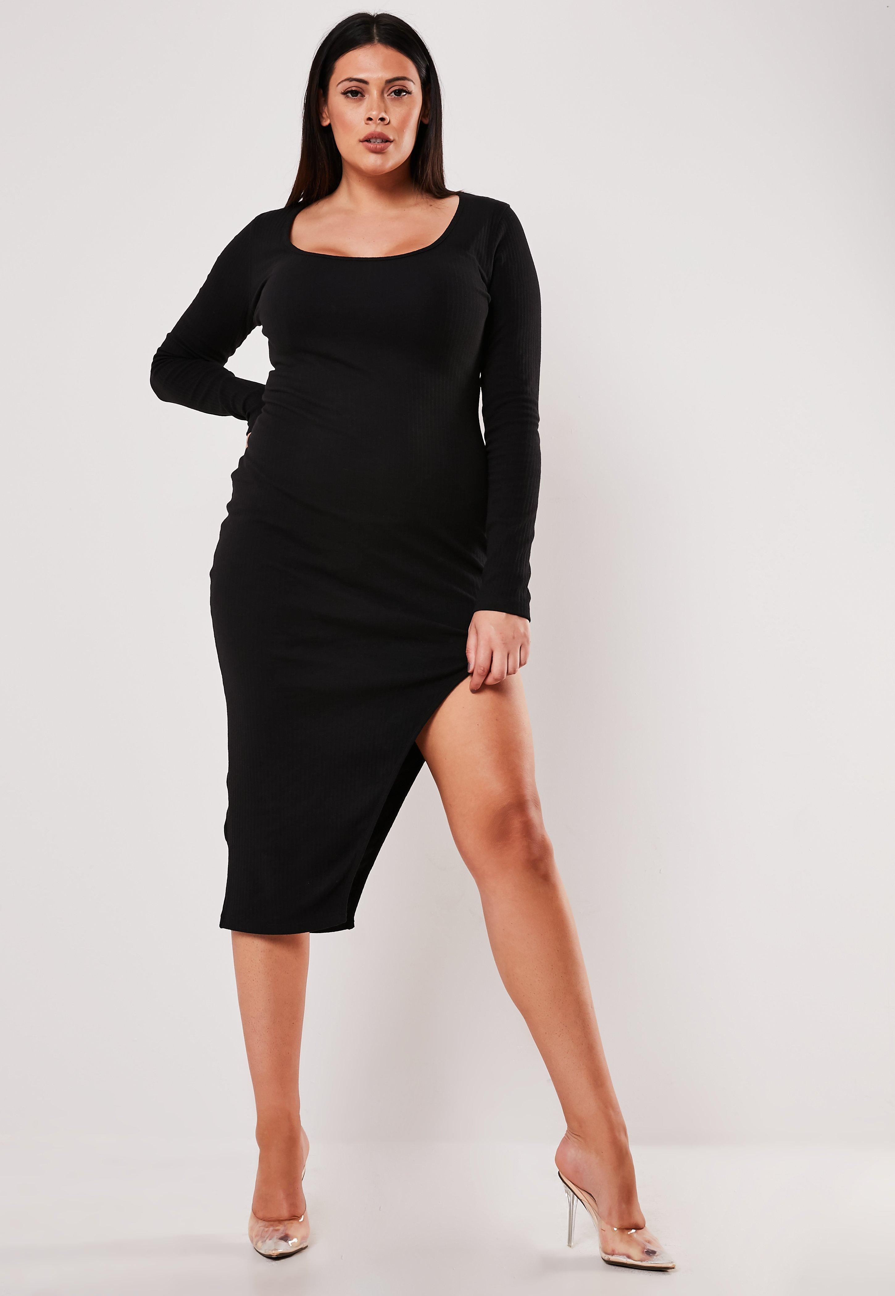 bc3eea0ba0 Figurbetonte Kleider online shoppen - Missguided DE