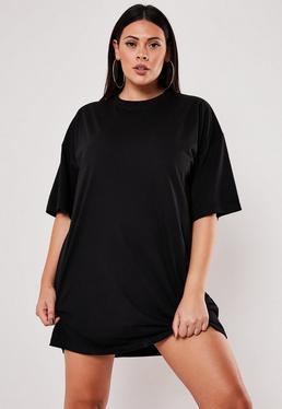 322b8a0c T Shirt Dresses | Printed & Slogan T-Shirt Dresses - Missguided