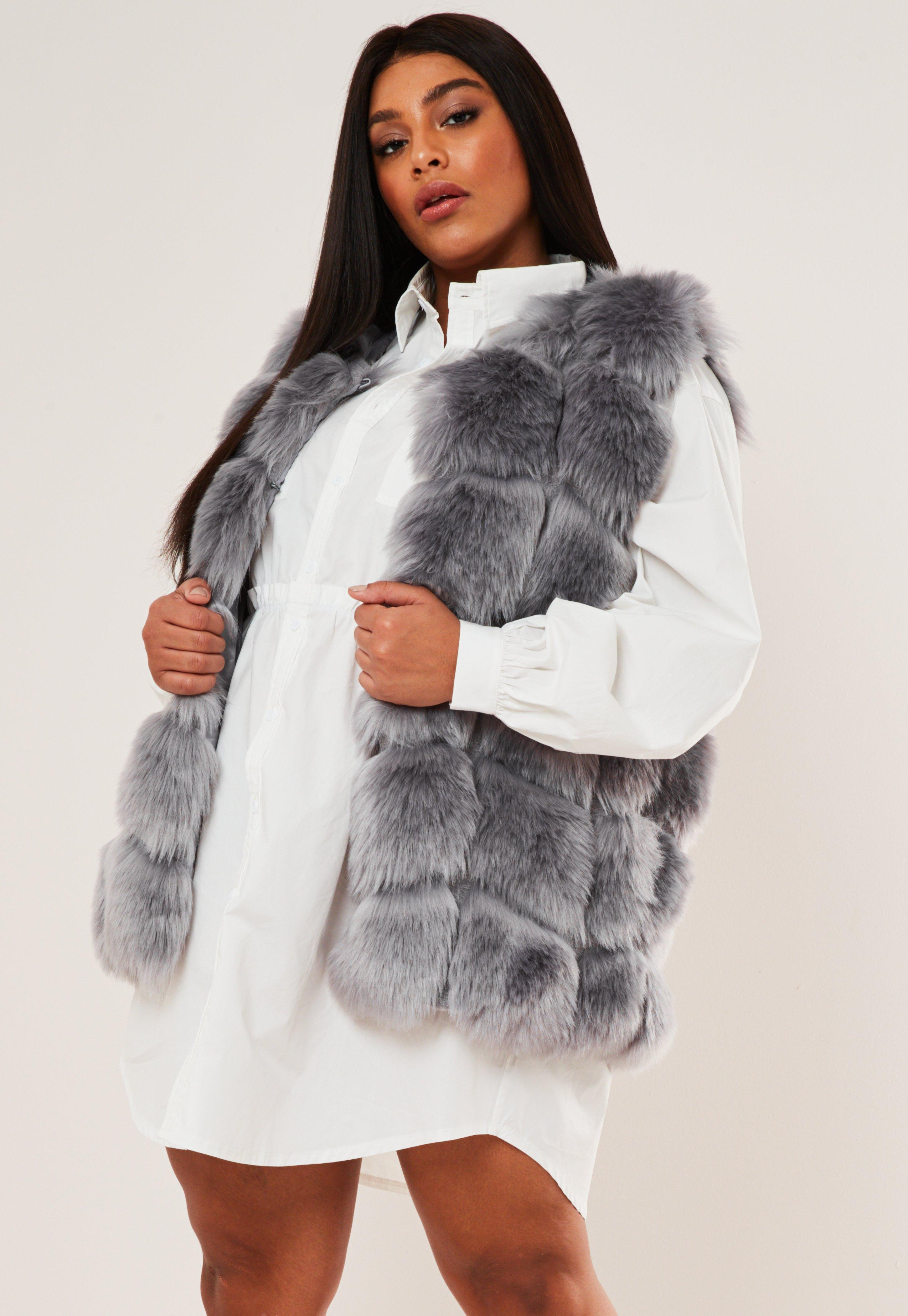 new arrival get cheap great quality Faux Fur Coats | Faux Fur Gilets & Jackets Online - Missguided