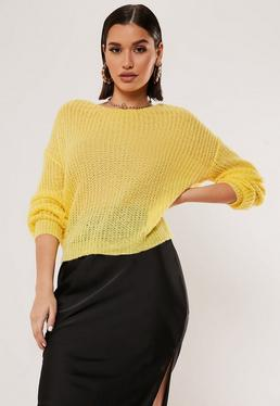 ccf838af6bd6 Women's Sweaters - Oversized & Knitted Sweaters | Missguided
