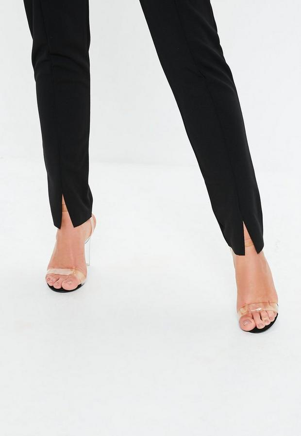 Missguided - Skinny Fit Cigarette Trousers - 3