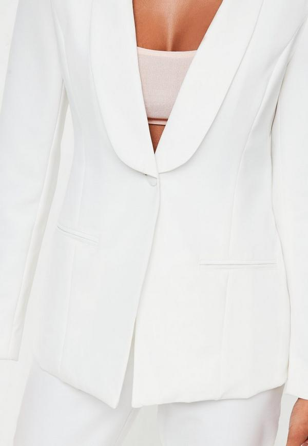 Free shipping and returns on Women's White Coats, Jackets & Blazers at atrociouslf.gq