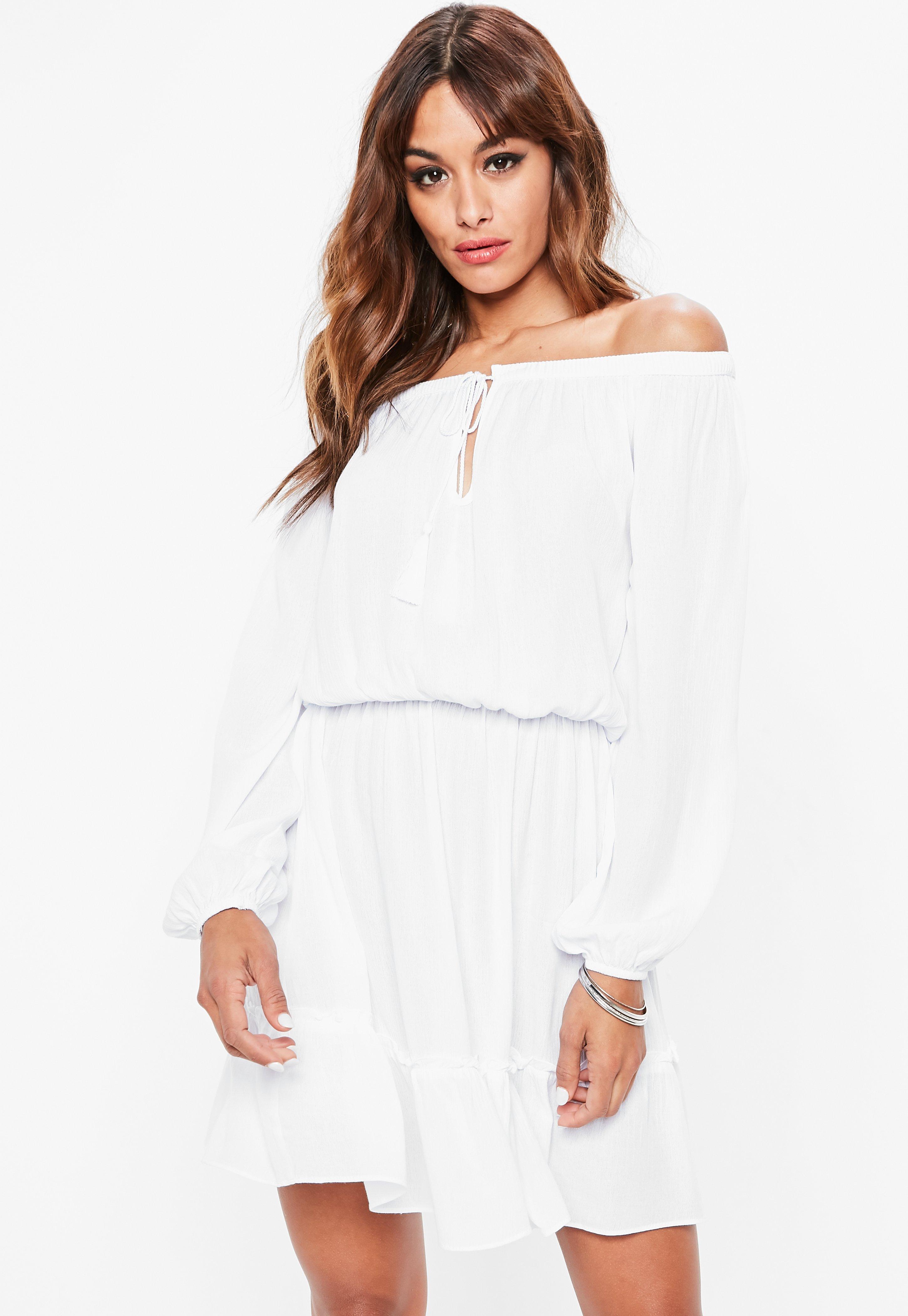 03969919b74ad3 Białe sukienka online | Missguided PL