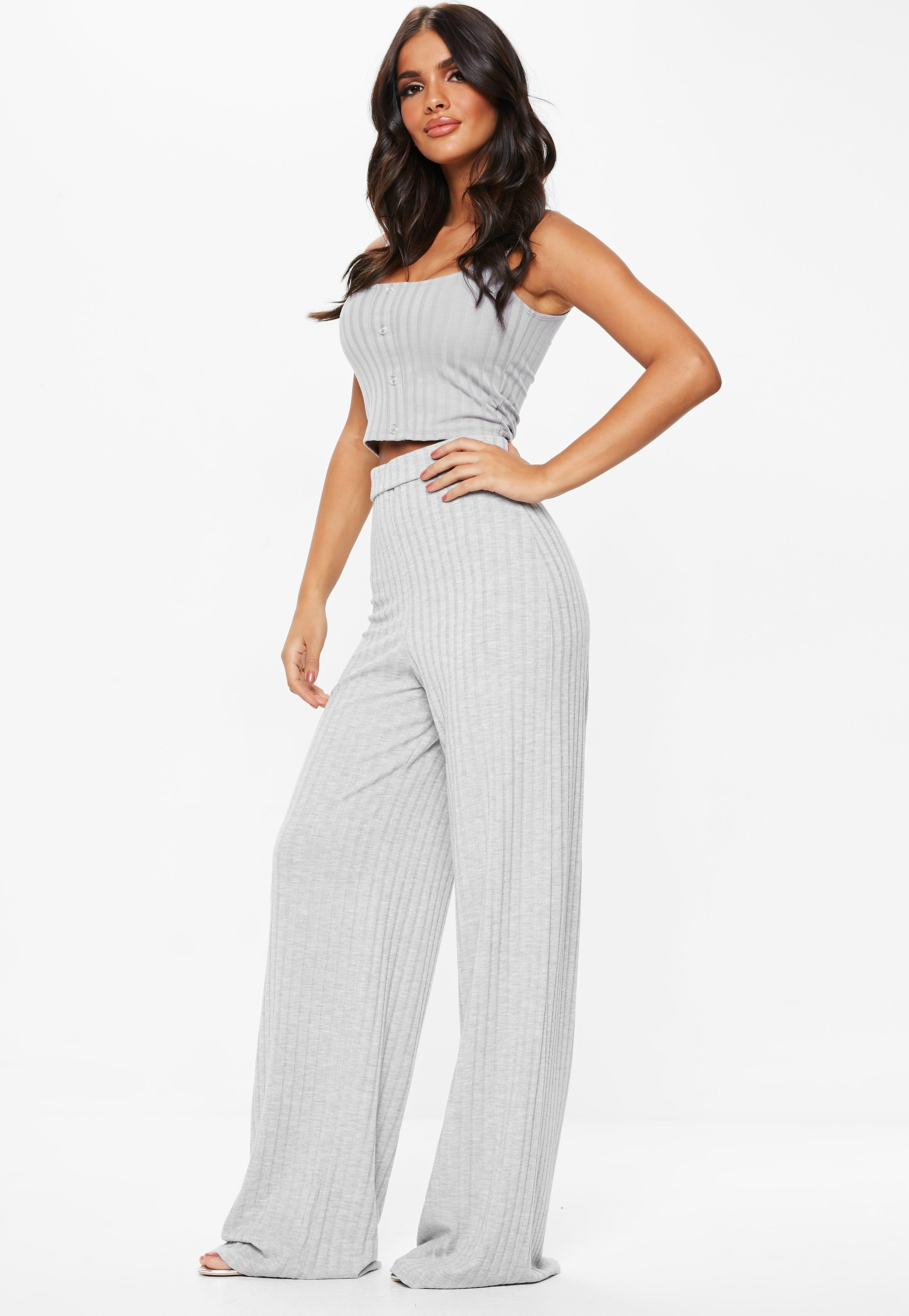 Pantalon tall pour femme - Missguided 2794ca556cd0