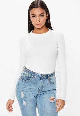 3d0b7326f9 High Neck Bodysuits, Bodies & Leotards - Missguided