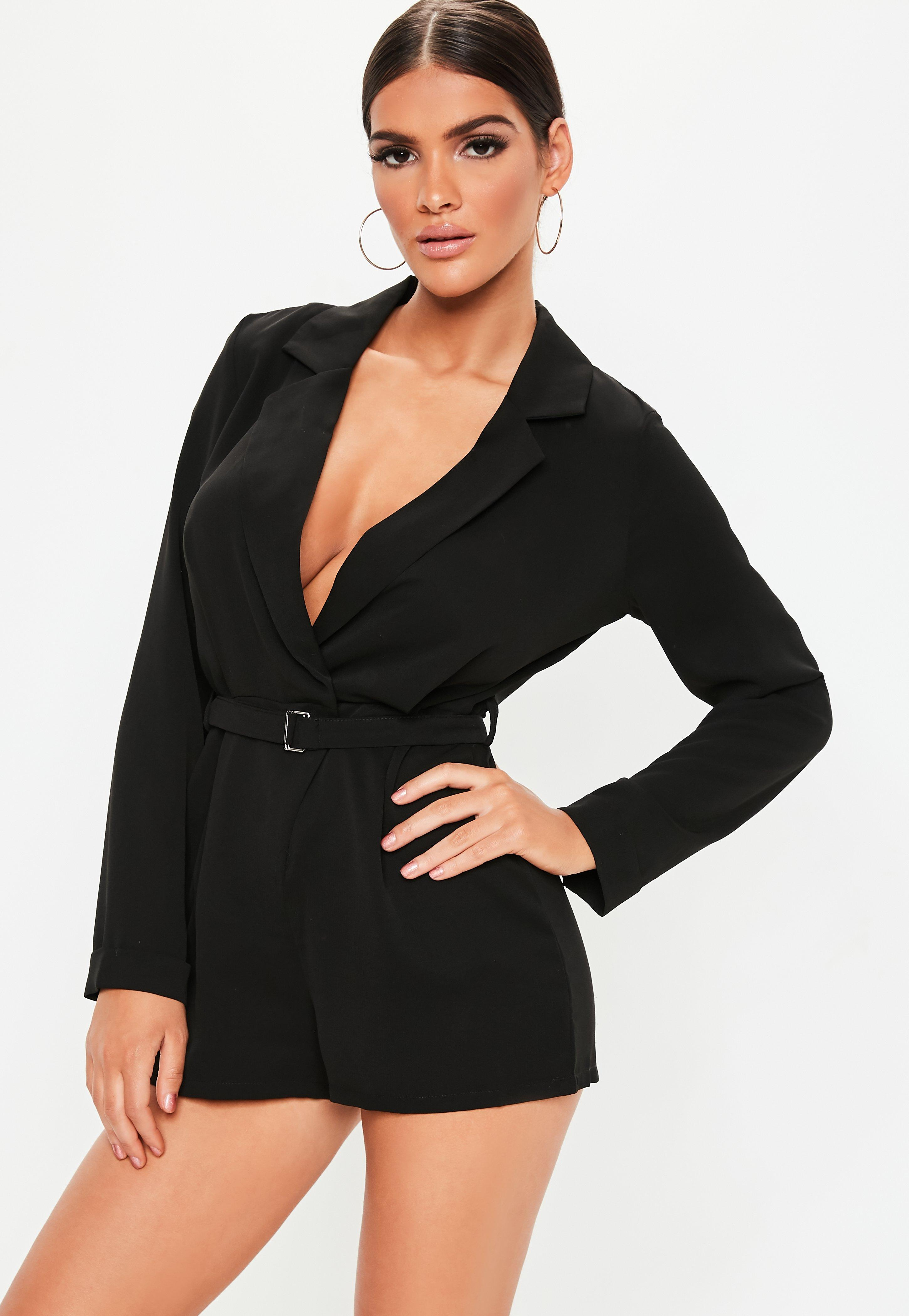 5040aef614f Rompers for Women - off the Shoulder Rompers 2019