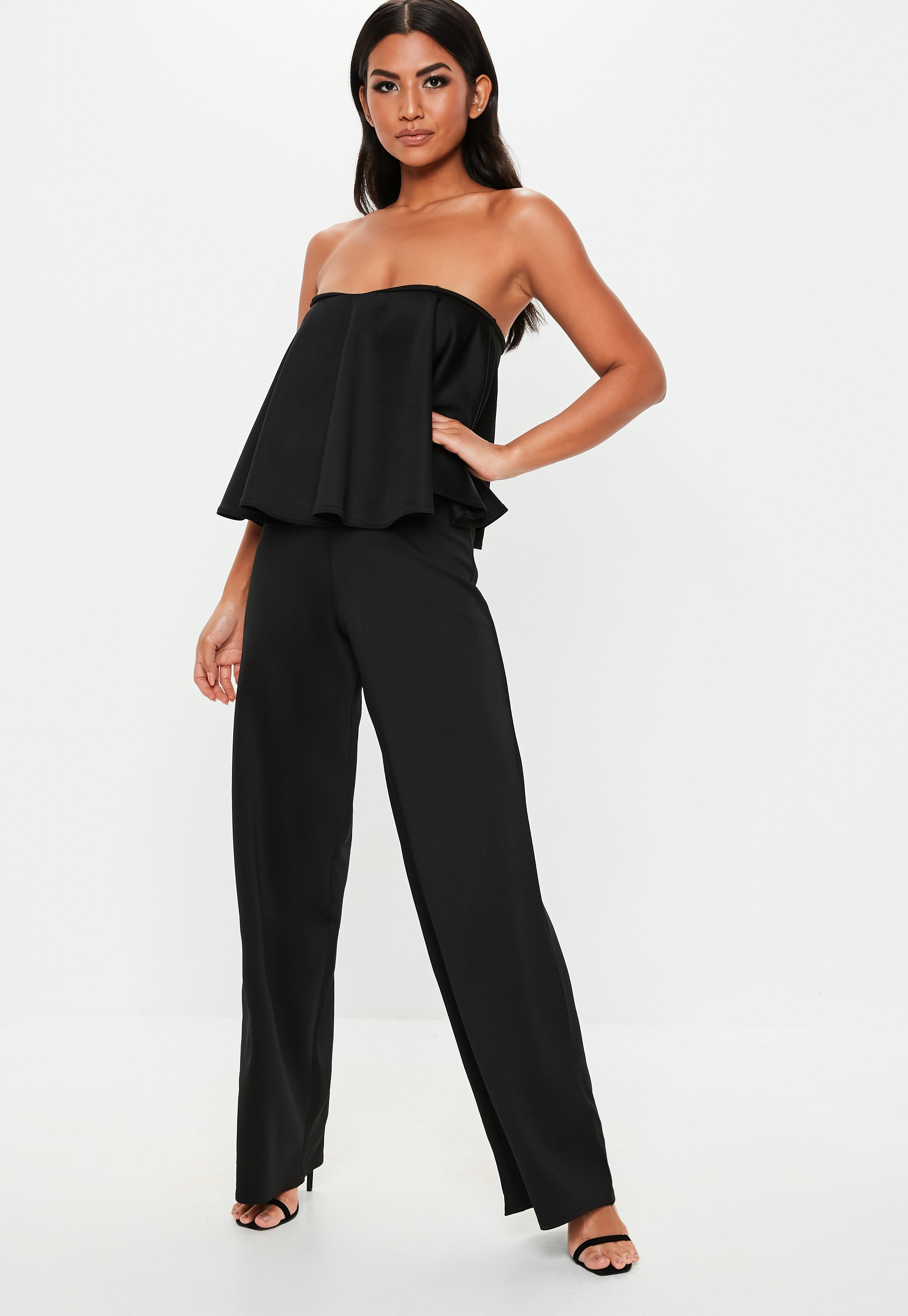7e2c803a220d Black Jumpsuits