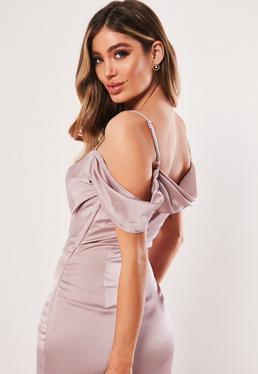 be08ddf77beee Tall Dresses, Tall Maxi & Evening Dresses - Missguided