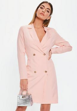 e7b8ceaba26ae Blazer Dresses | Shop Tuxedo Dresses - Missguided