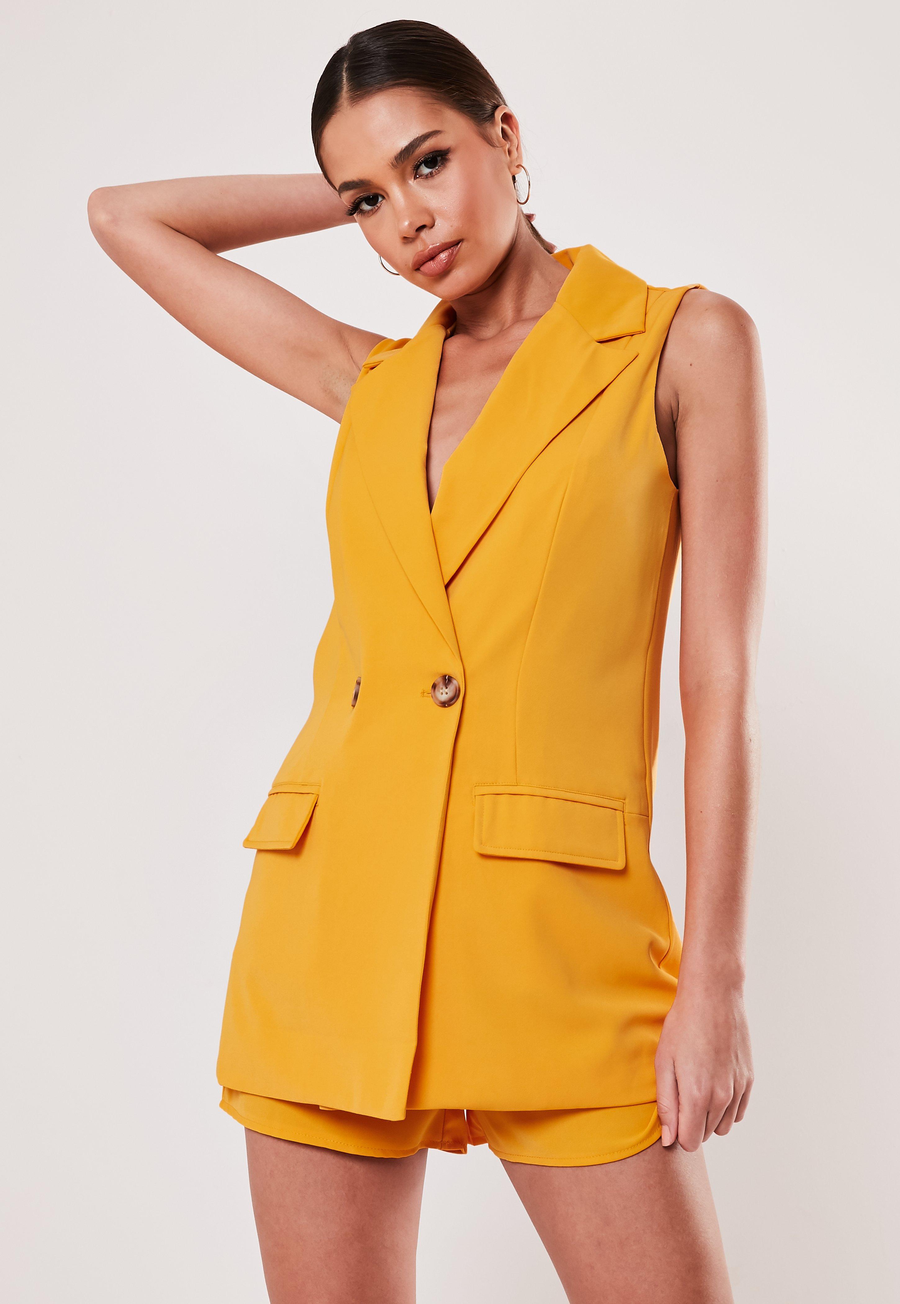 75b3b7fe3daf Blazers for Women - Shop Smart & Tweed Blazers UK - Missguided