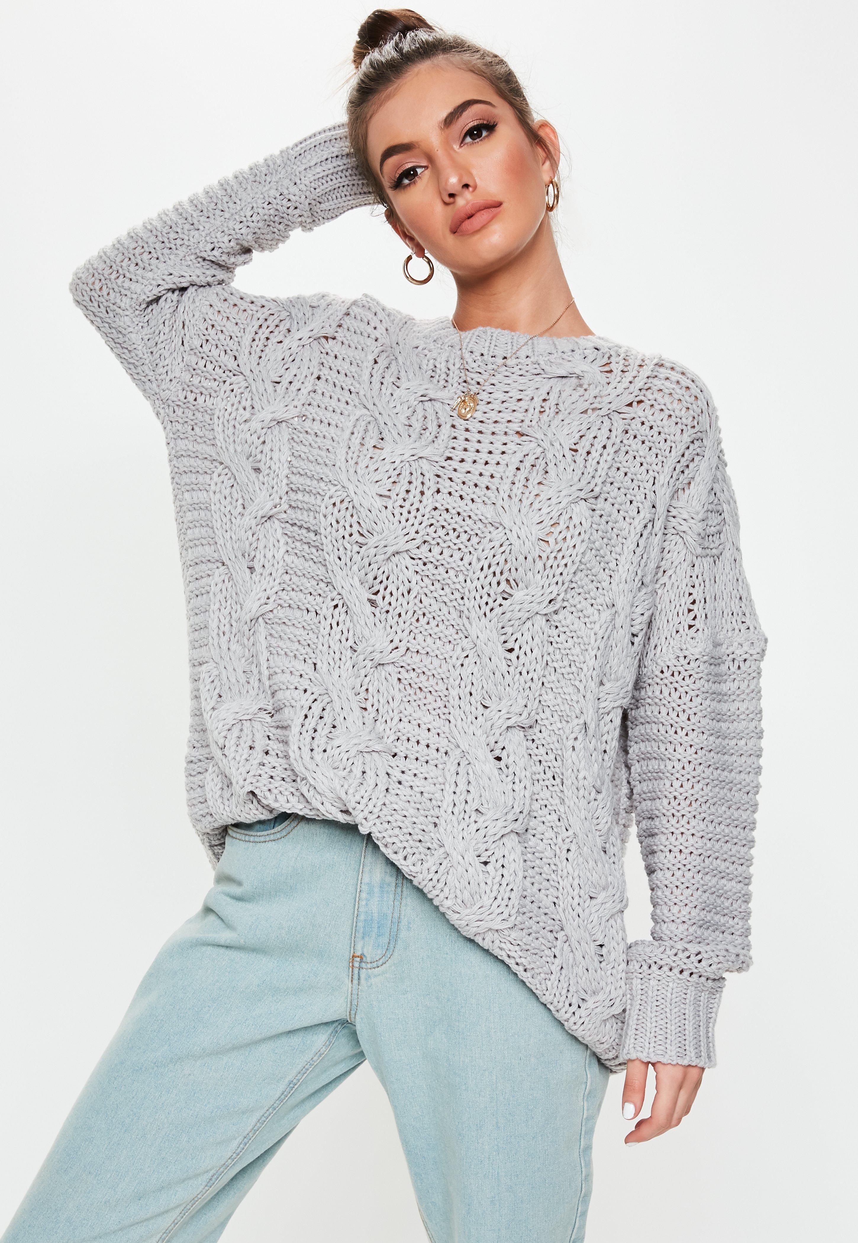 4bd786e05b Women s Sweaters - Oversized   Knitted Sweaters