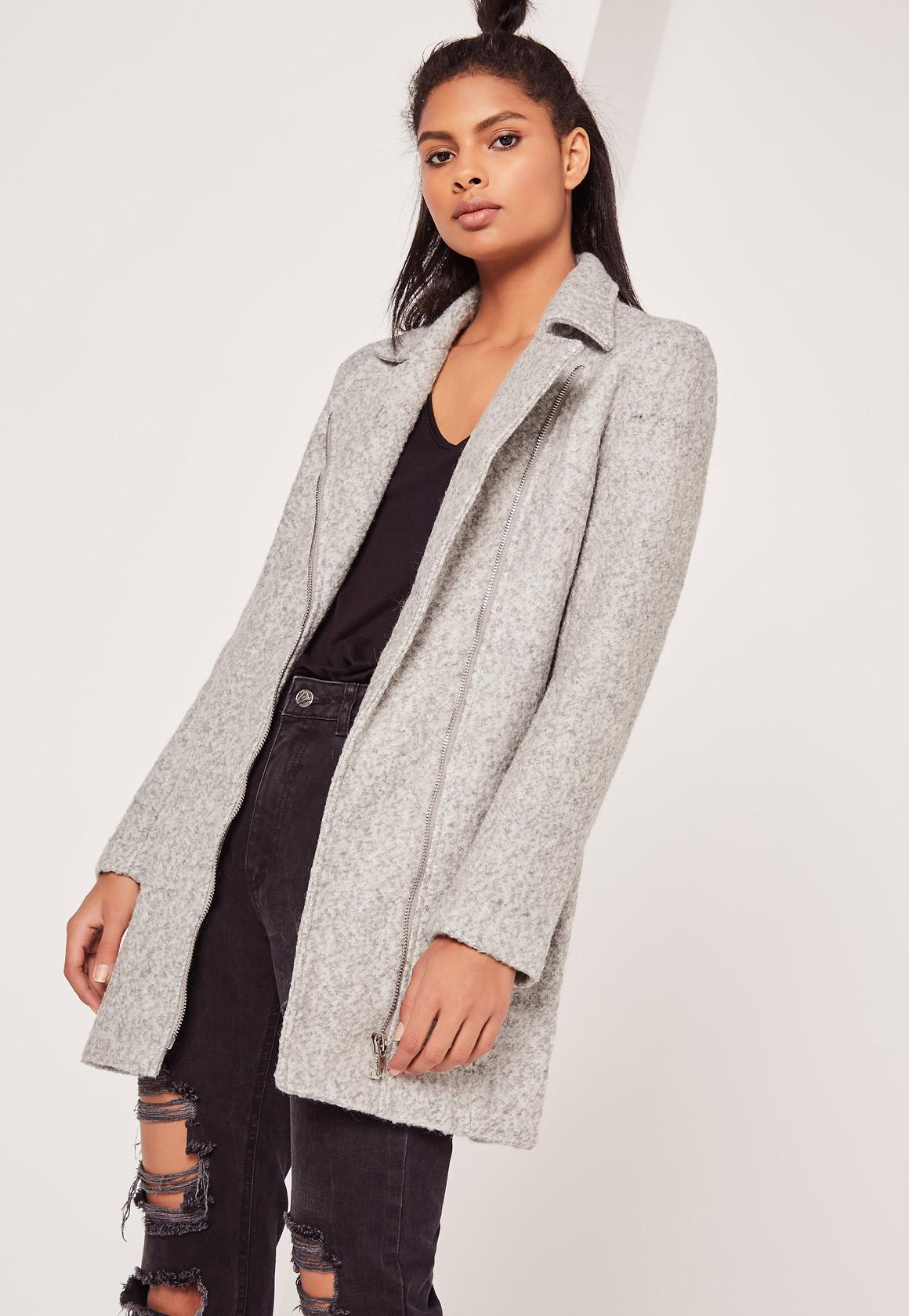 Petite veste laine femme