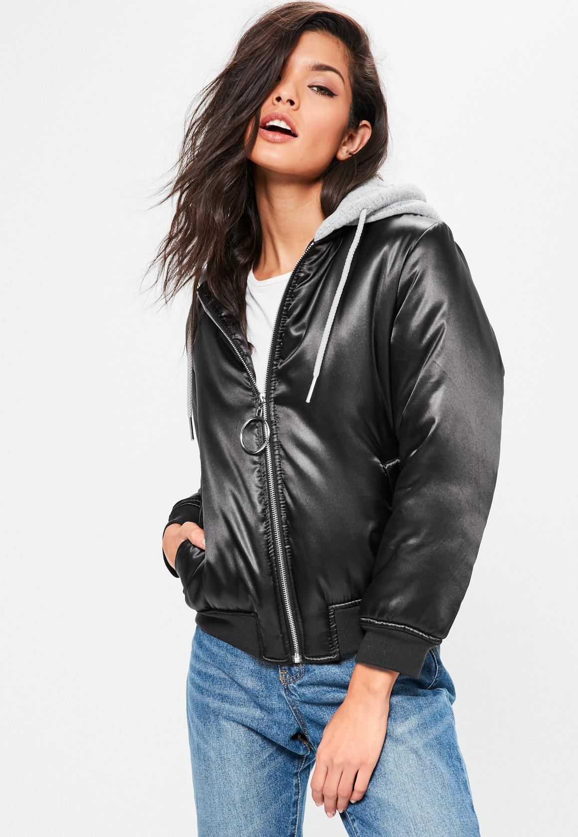 Women's Bomber Jacket - Varsity & Flight Jackets | Missguided