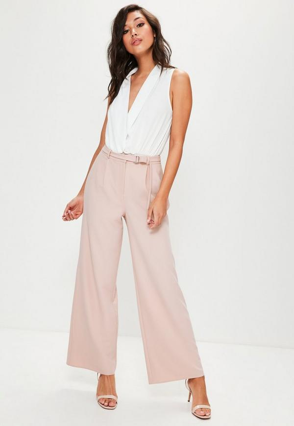 Shop from the world's largest selection and best deals for Wide Leg Petite Pants for Women. Free delivery and free returns on eBay Plus items.