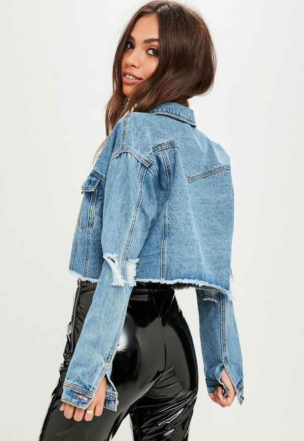 Shop for jean & denim jackets for women at ingmecanica.ml Browse women's jean & denim jackets & vests from top brands like Topshop, Levi's, Hudson & more. Free shipping & returns.