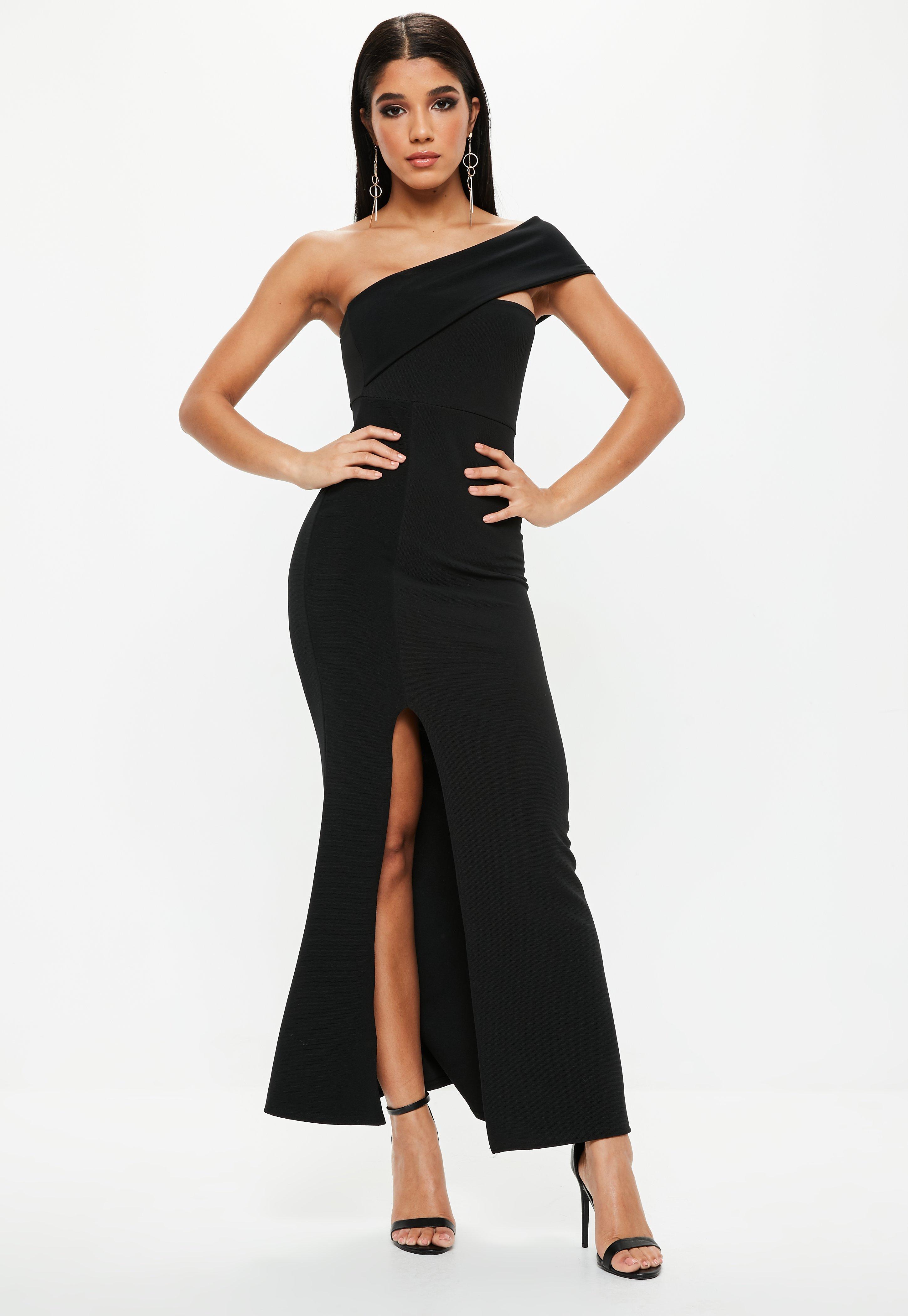 Schwarzes kleid rote schuhe hochzeit – Teure Kleider 2018