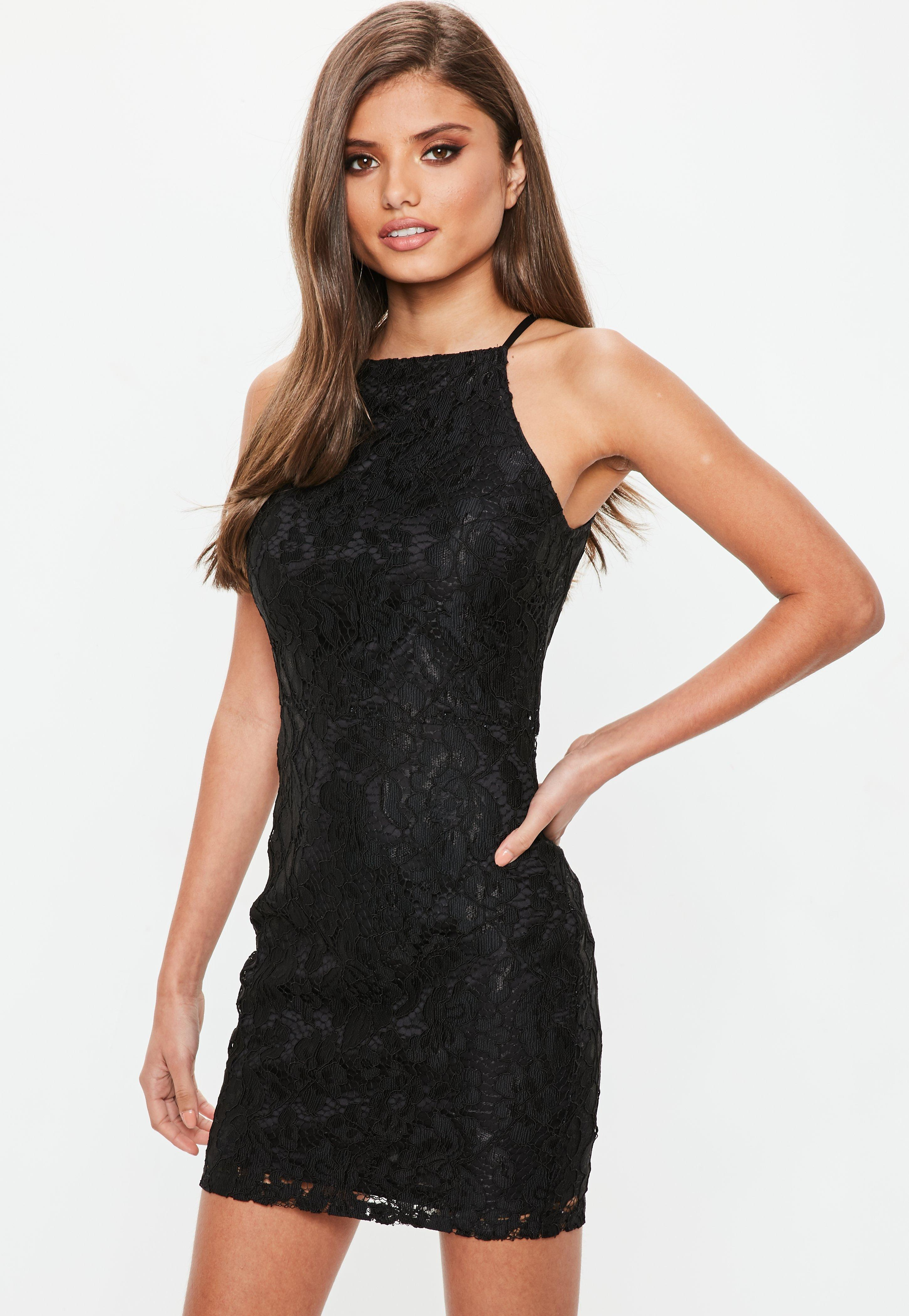 Nice Black Lace Dresses Carley Connellan
