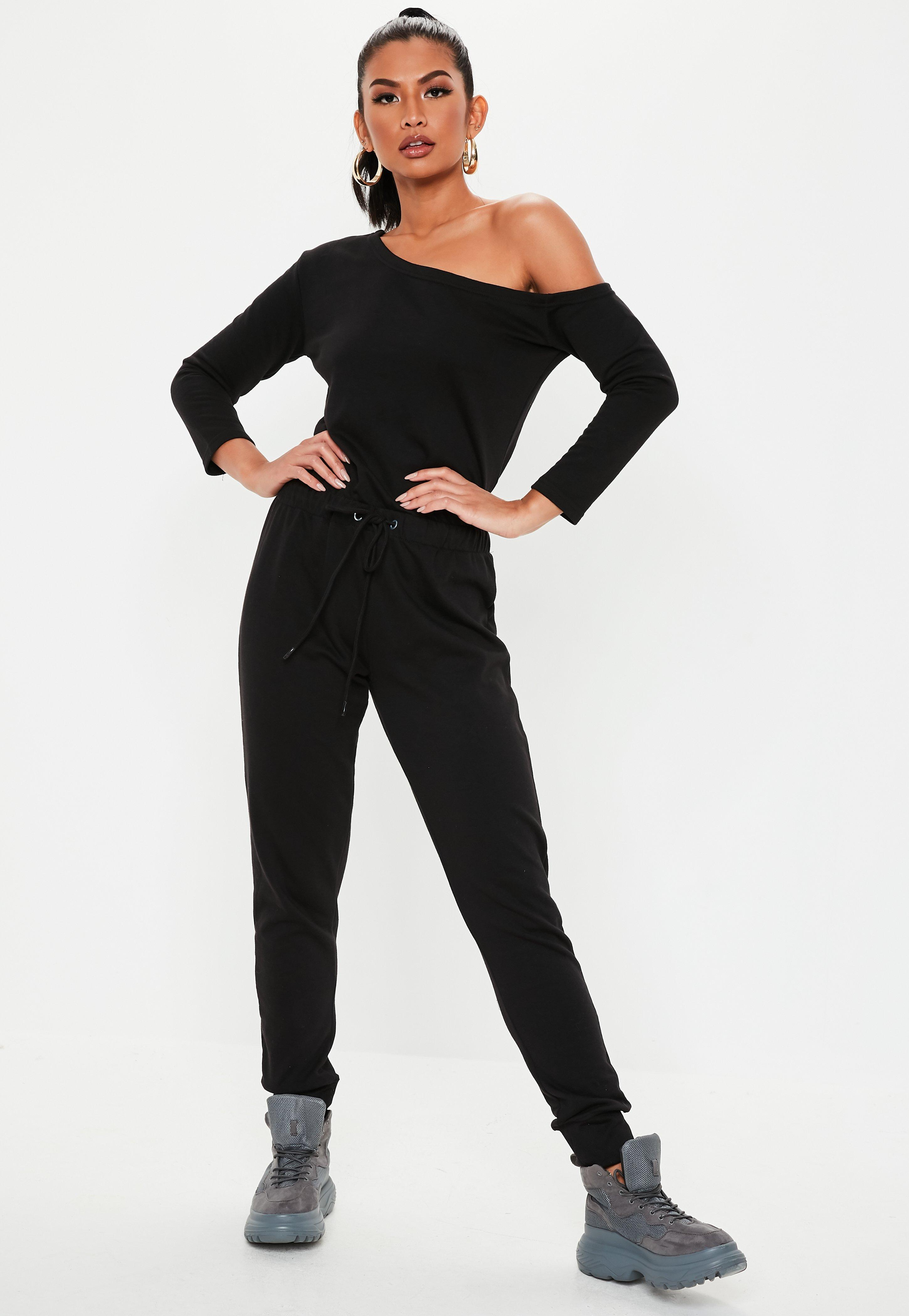 Jumpsuits Online   White, Red   Black Jumpsuits - Missguided 20f4de30a64b