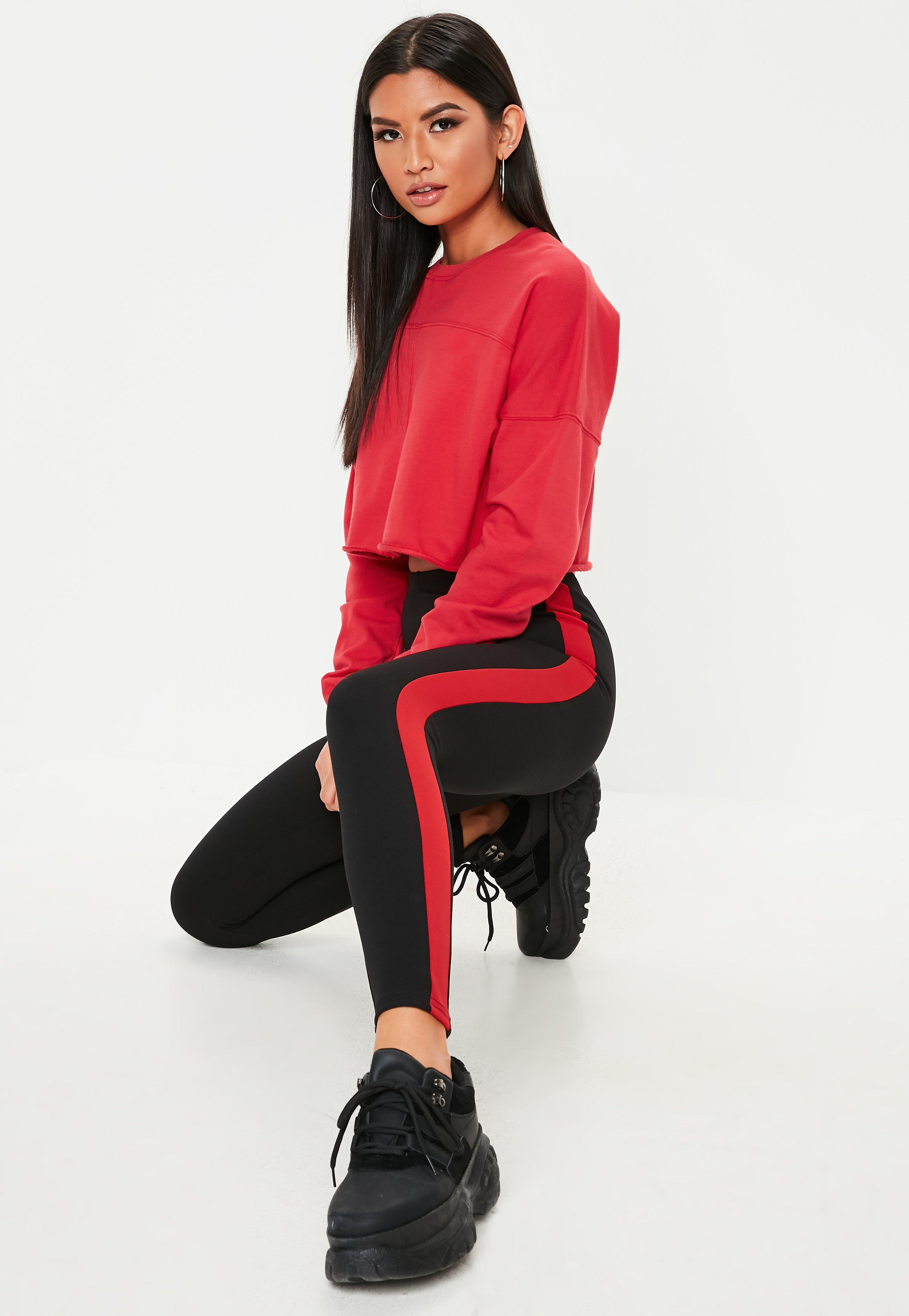 7eb07e2ea69a9 Leggings - Wet Look, Leather & Jersey Leggings | Missguided