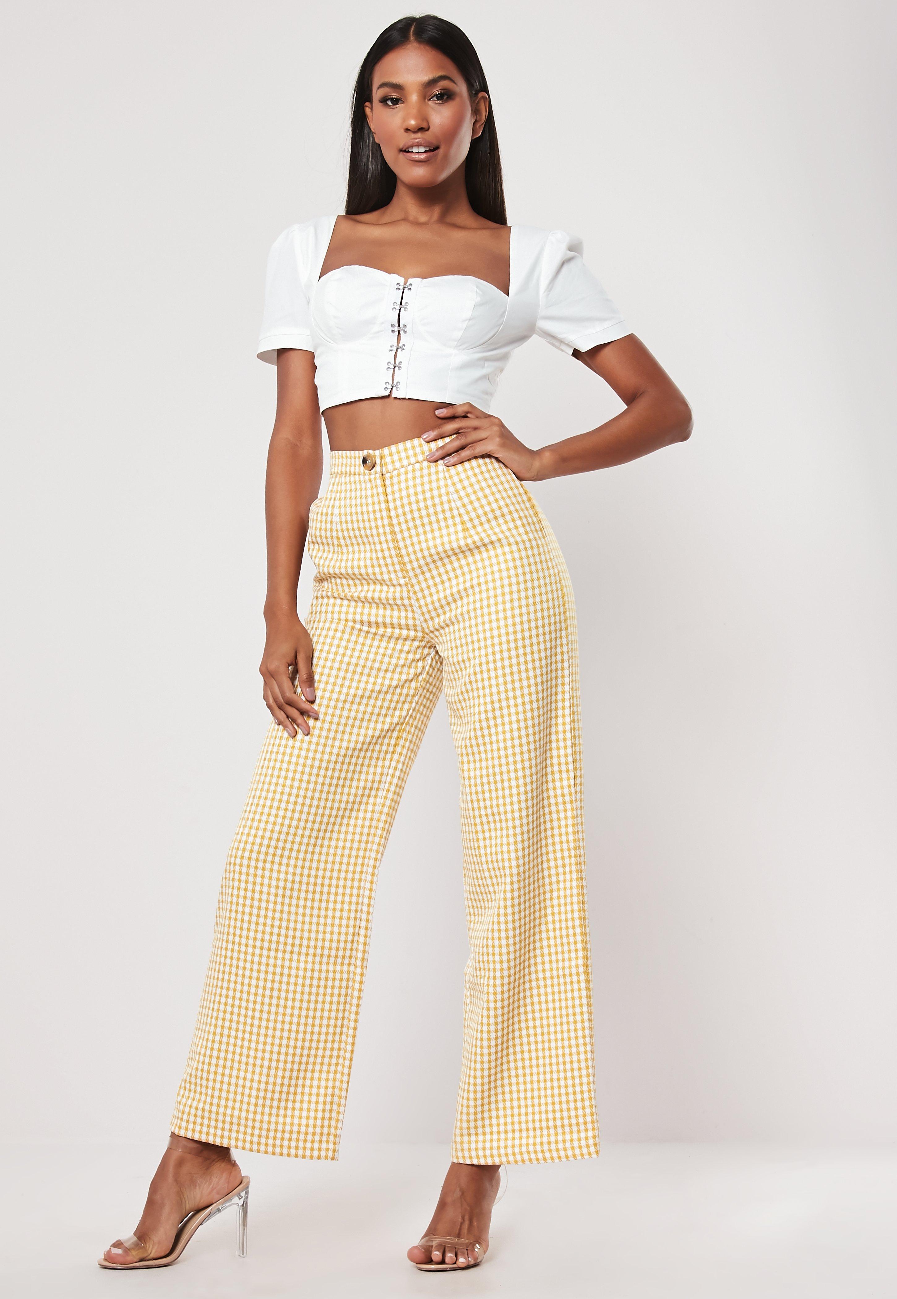 42a36a238f8 Wide Leg Trousers