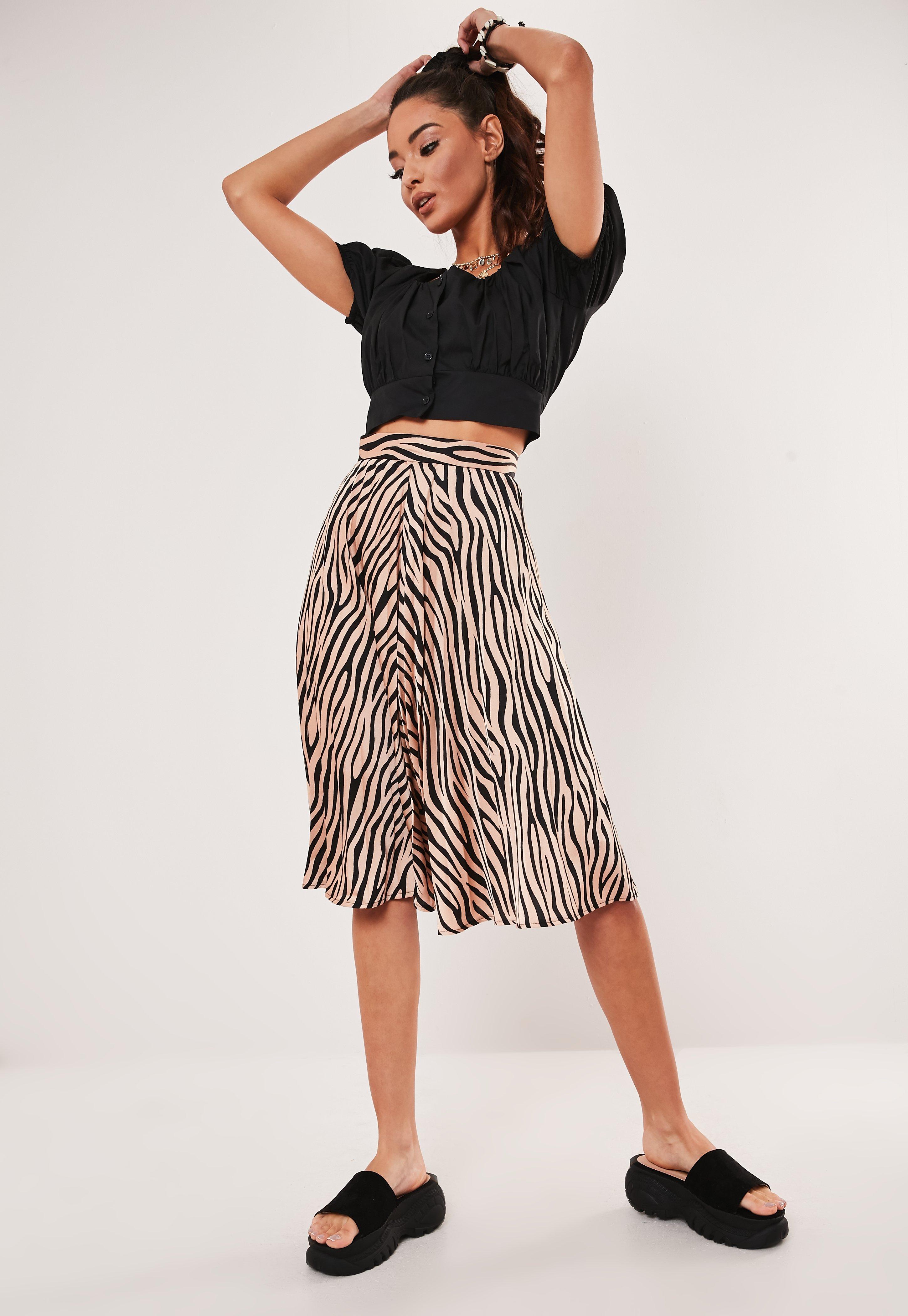 95c4a46ffe Petite Skirts, Womens Petite Maxi Skirts - Missguided