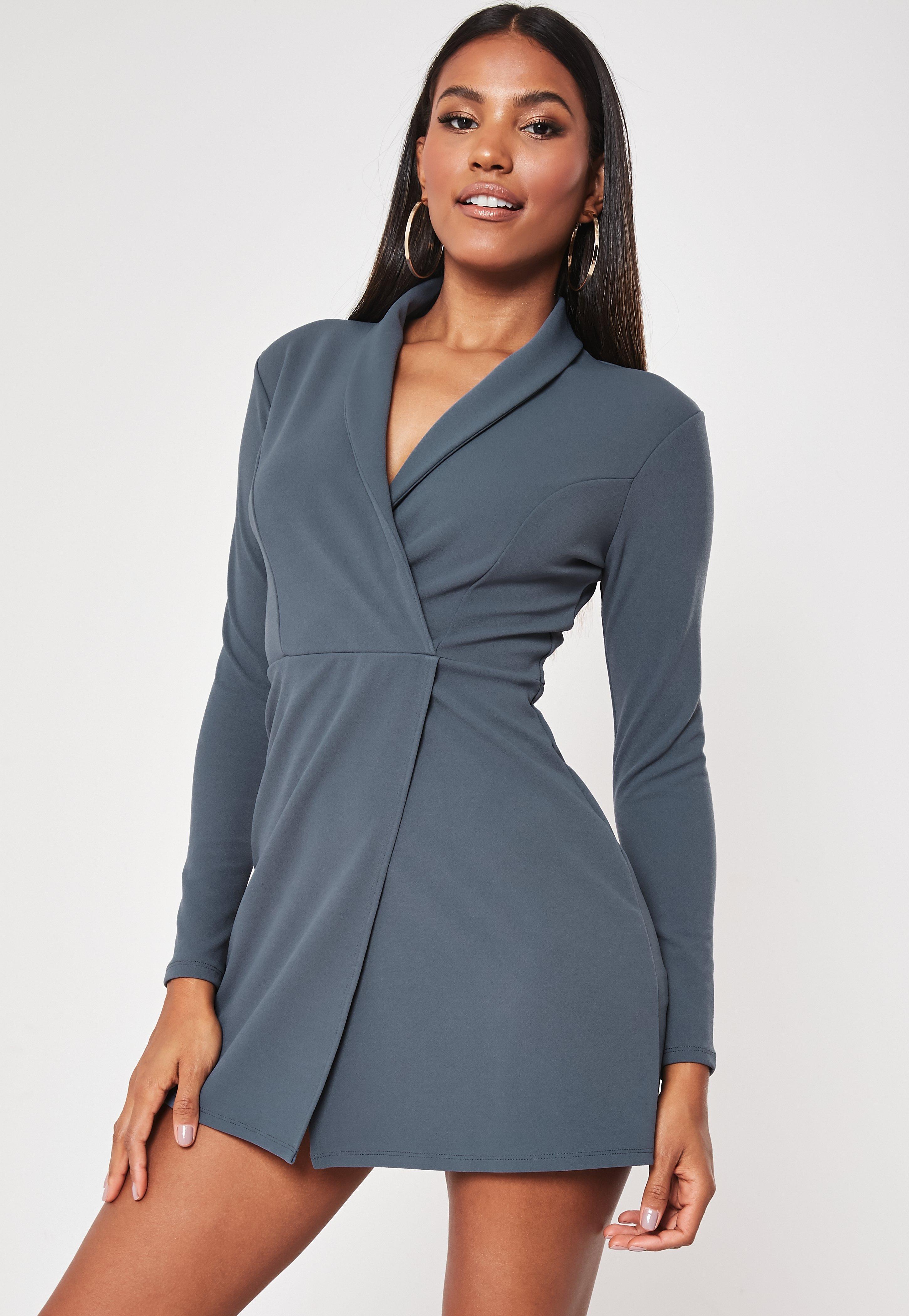 2eaeb3e511d Blazer Dresses