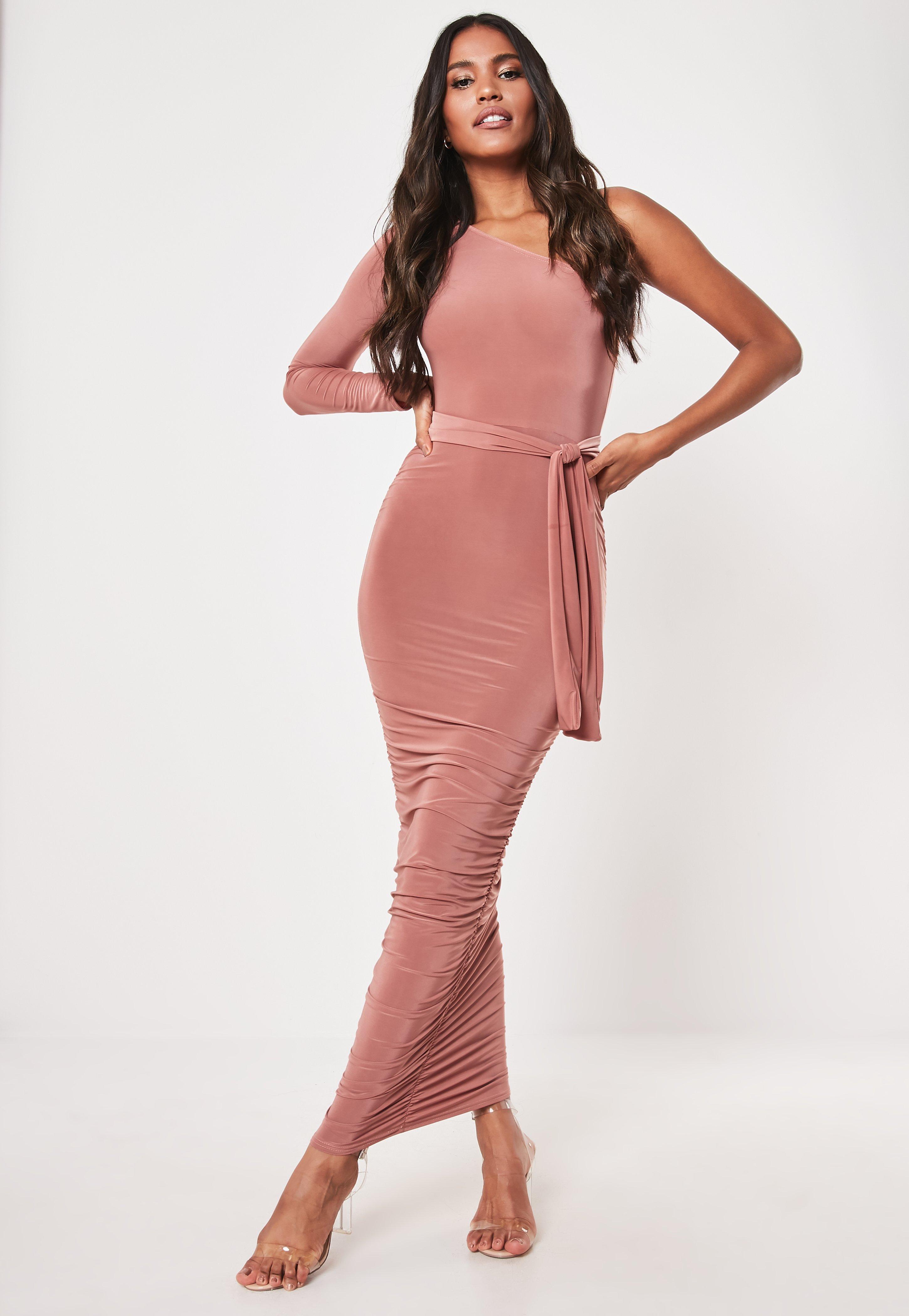 cfad75b677a5 Long Sleeve Dresses | Long Sleeve Maxi Dresses - Missguided