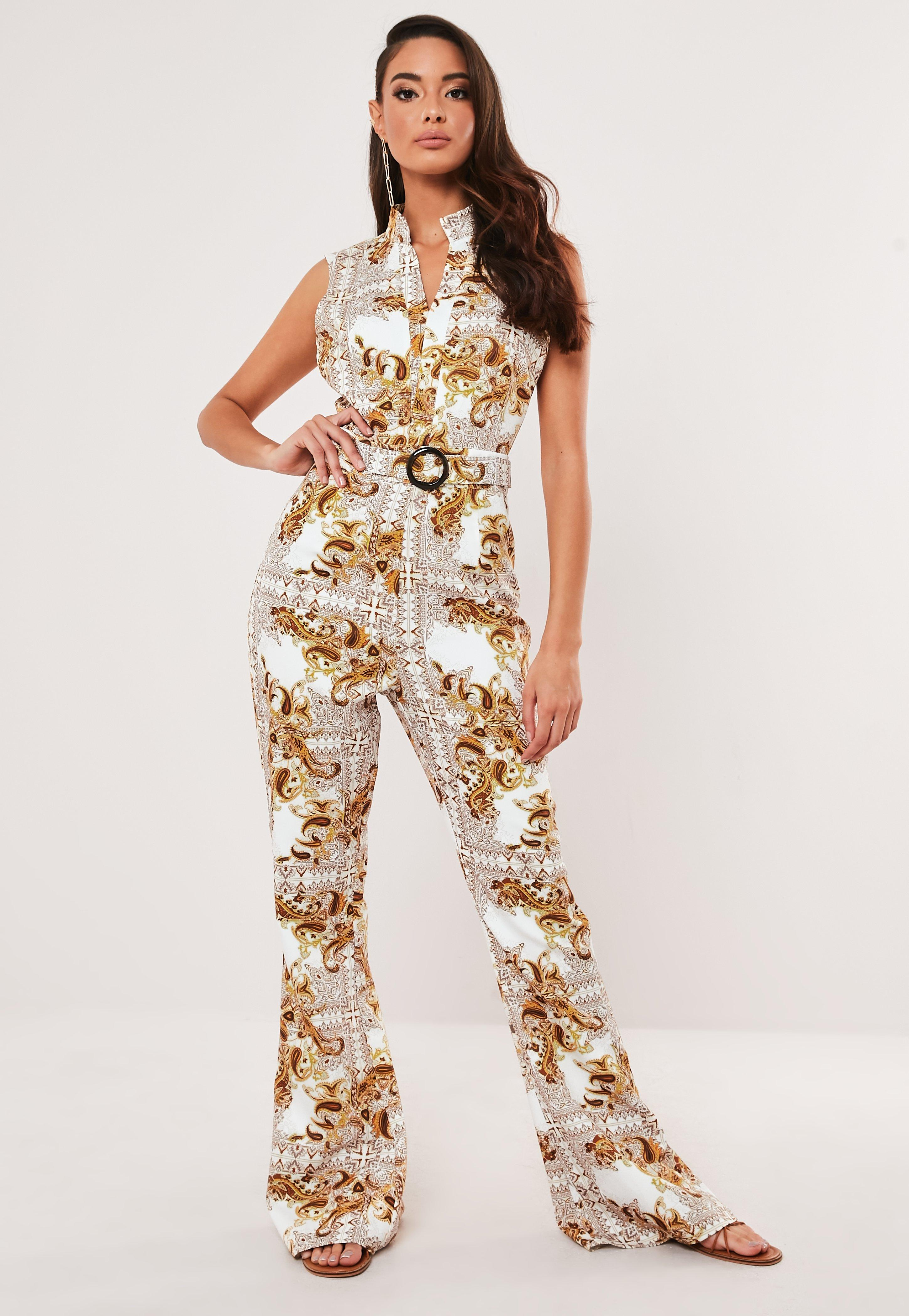 06cb0287c7f Wide Leg Jumpsuits