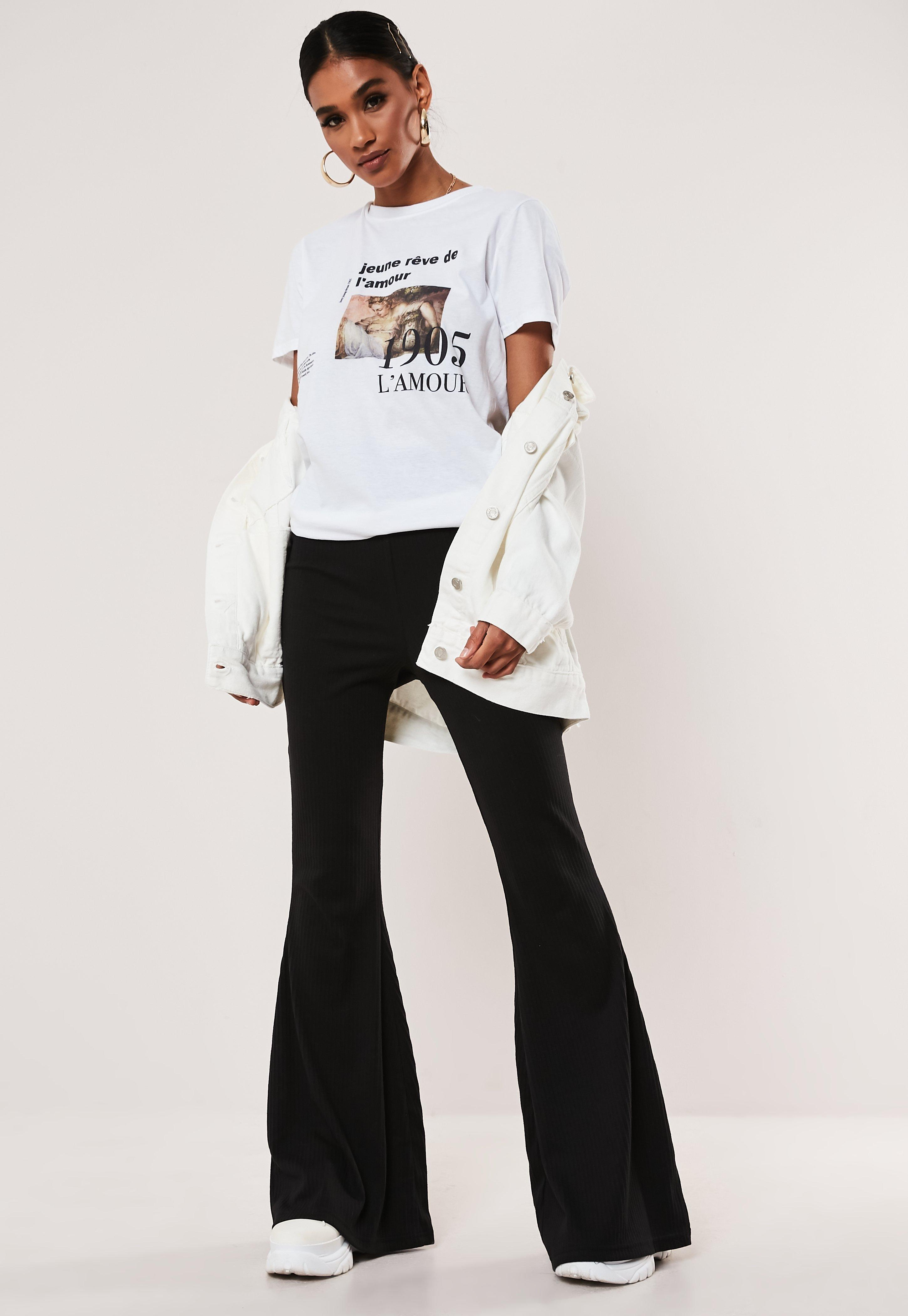 742ec34b6f76d3 Trousers for Women | Work Trousers & Pants | Missguided